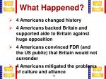 what happened2