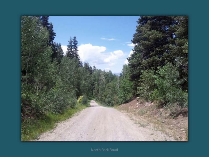North Fork Road