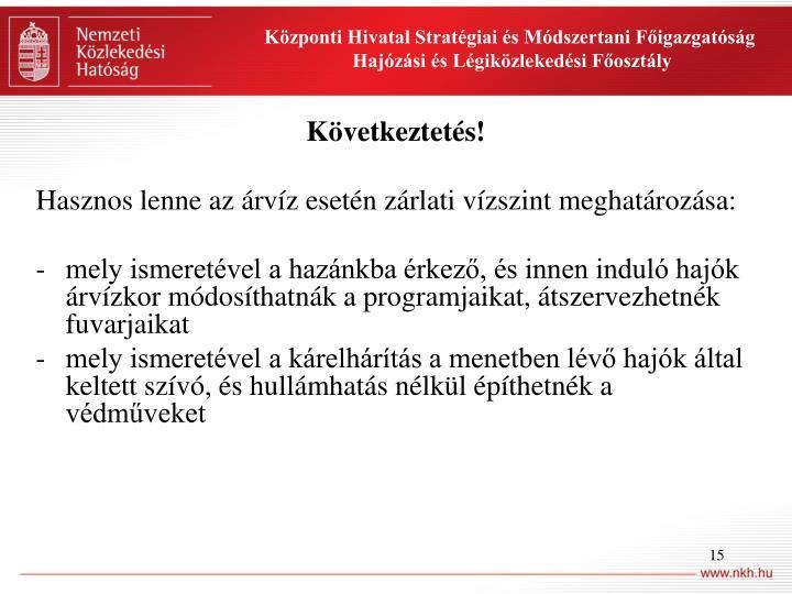 Központi Hivatal Stratégiai és Módszertani Főigazgatóság