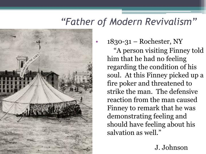 """Father of Modern Revivalism"""