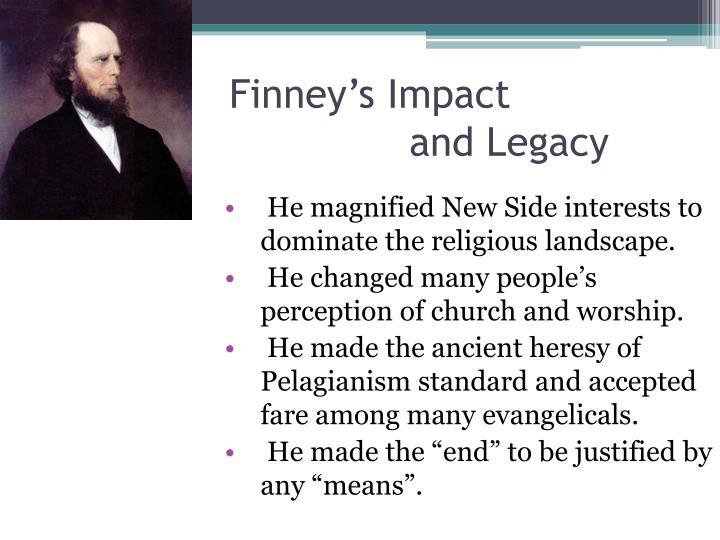 Finney's Impact