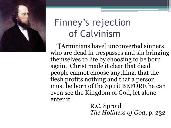 Finney's rejection