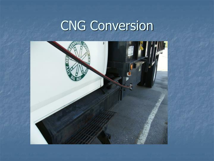 CNG Conversion