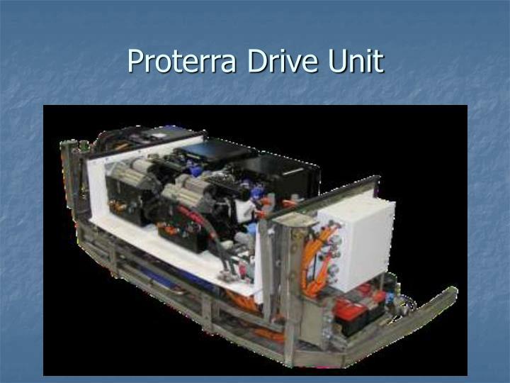 Proterra Drive Unit