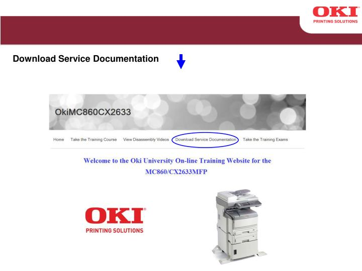 Download Service Documentation