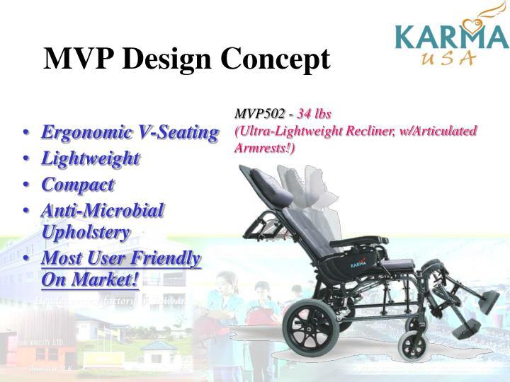 MVP Design Concept