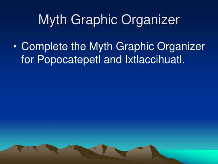 the presentation of the story popocatepetl and ixtacihutal Unlike most editing & proofreading services, we edit for everything: grammar, spelling, punctuation, idea flow, sentence structure, & more get started now.