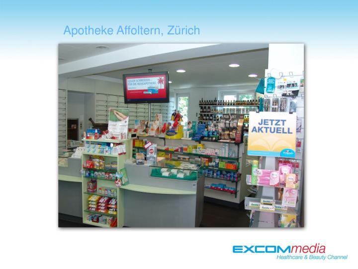 Apotheke Affoltern, Zürich
