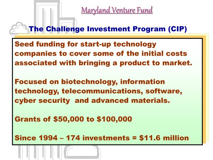 Maryland Venture Fund