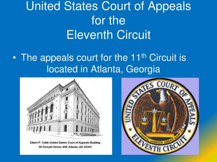 the appellate courts of the united states The us courts of appeals circuit courts hear appeals from us district courts  under their appellate jurisdiction they do not hear cases of original jurisdiction.