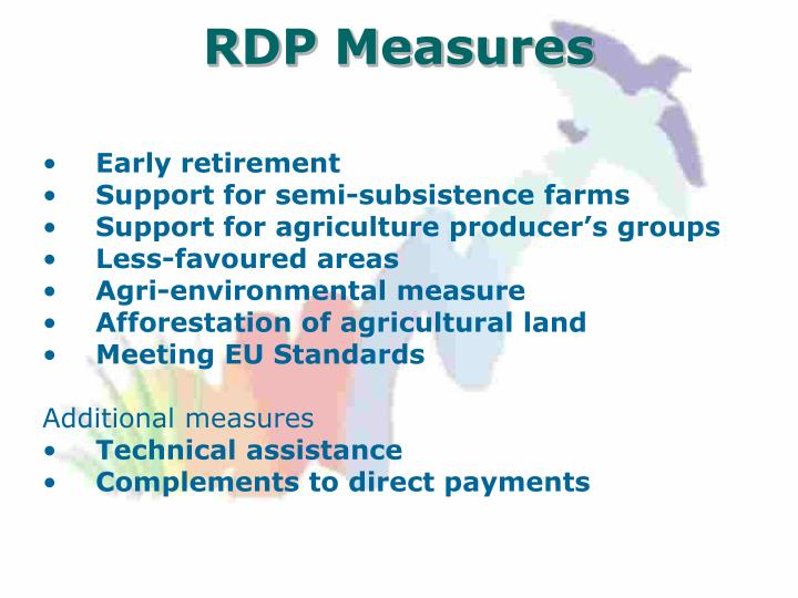 RDP Measures
