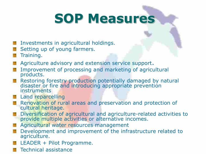 SOP Measures