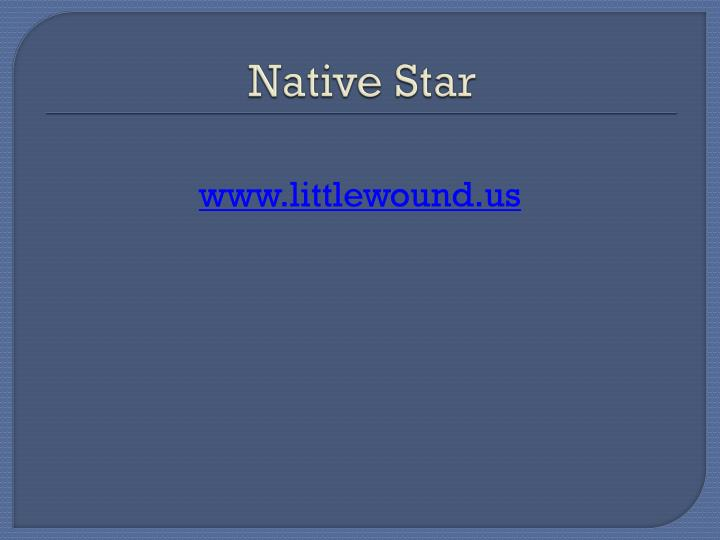 Native Star
