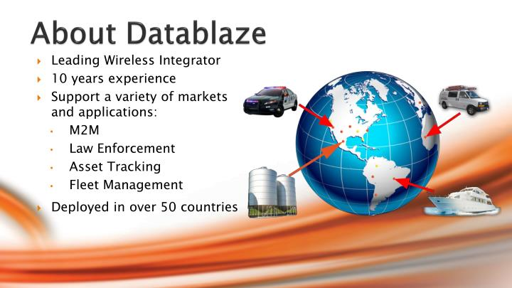 About Datablaze