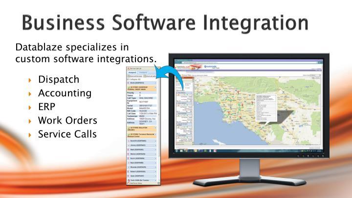 Business Software Integration