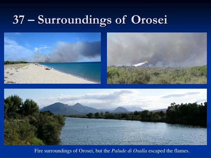 37 – Surroundings of Orosei