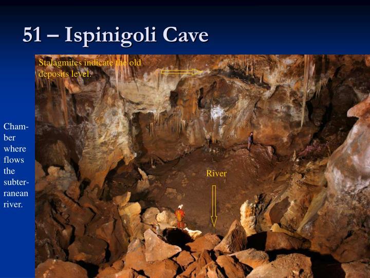 51 – Ispinigoli Cave