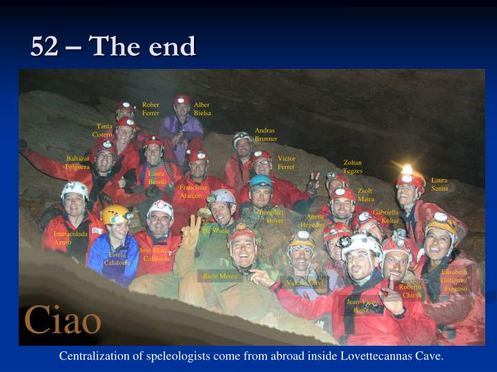 52 – The end