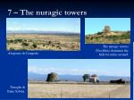 7 the nuragic towers