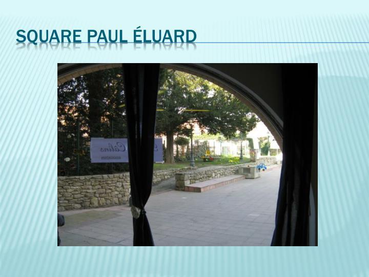 Square Paul