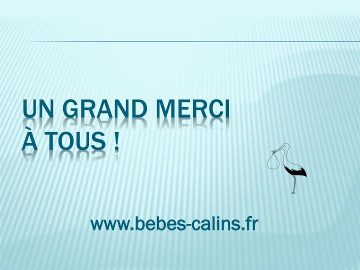www.bebes-calins.fr