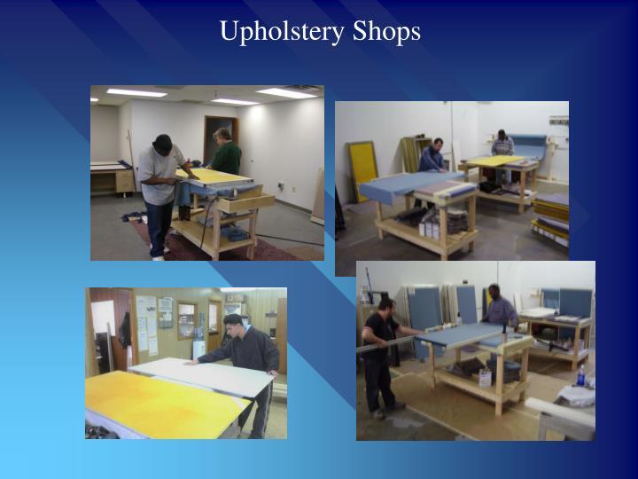Upholstery Shops