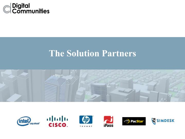 The Solution Partners