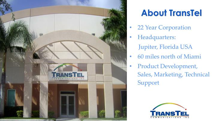 About TransTel