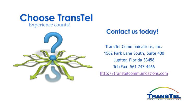 Choose TransTel