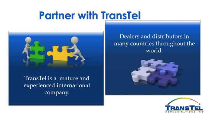 Partner with TransTel