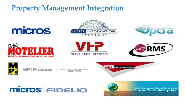 Property Management Integration