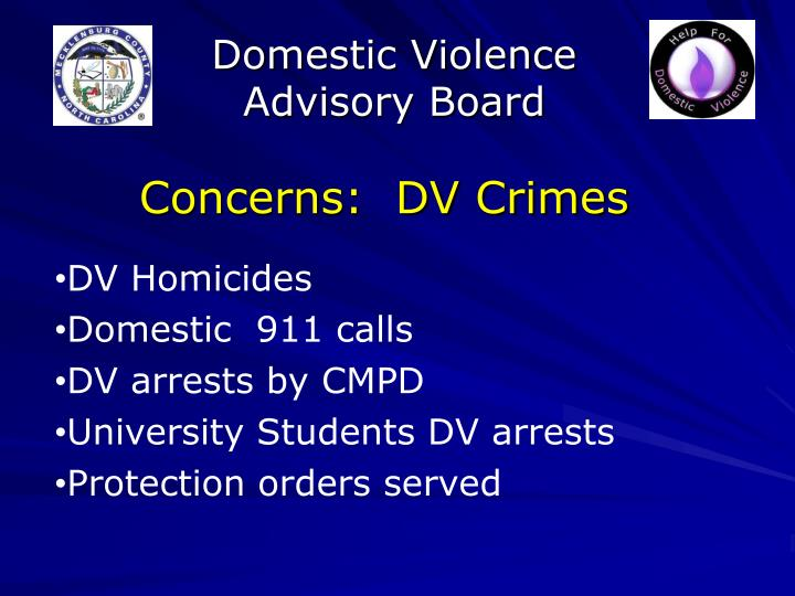 Domestic violence advisory board2