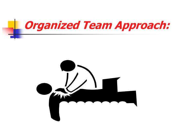 Organized Team Approach: