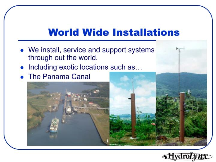 World Wide Installations