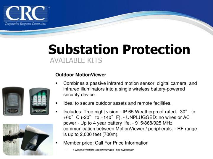 Substation Protection