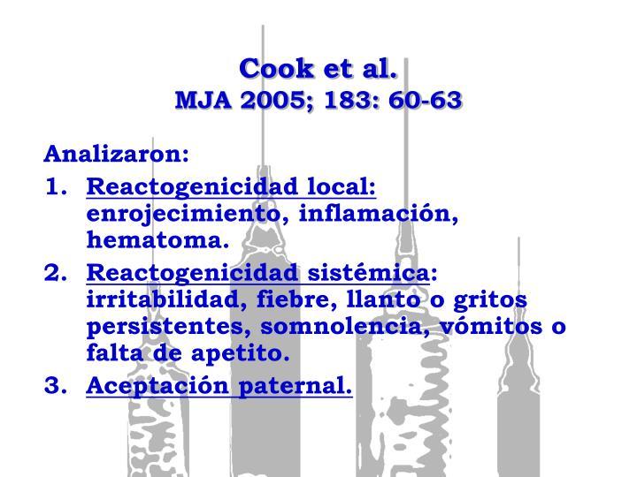 Cook et al.