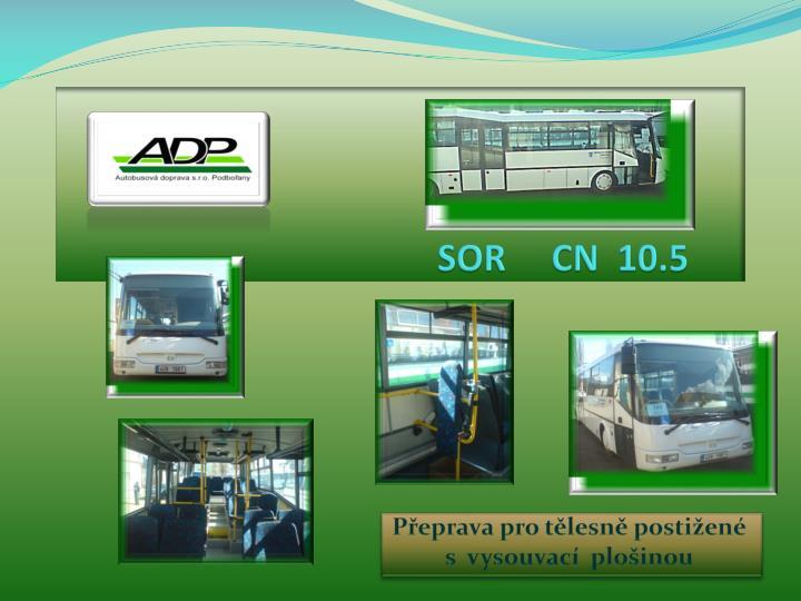 SOR     CN  10.5