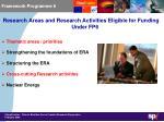 framework programme 6