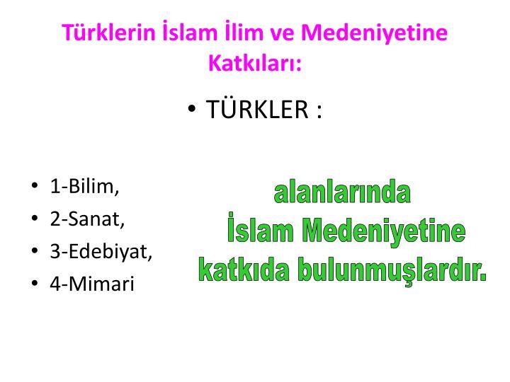 Türklerin İslam