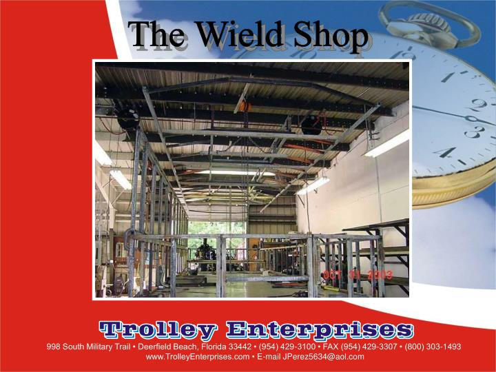 The Wield Shop