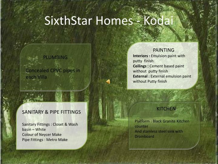 SixthStar Homes -