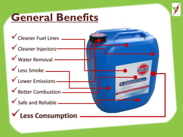 General Benefits