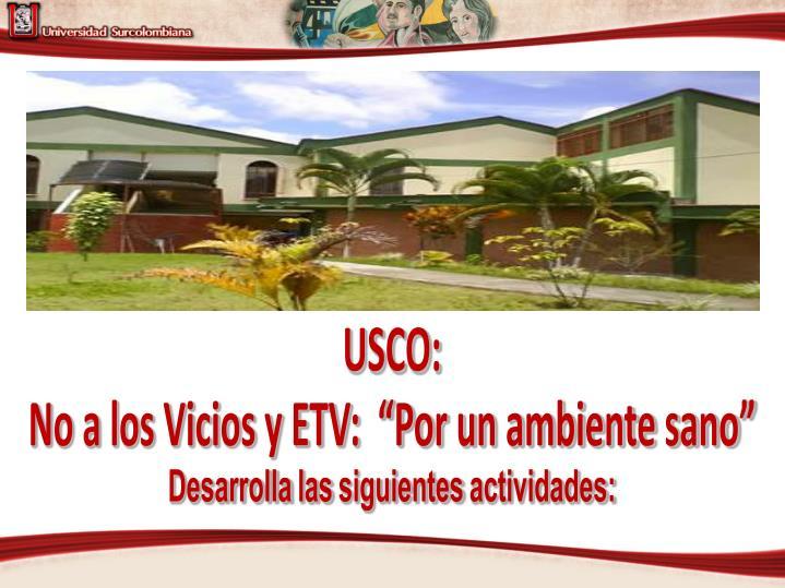 USCO: