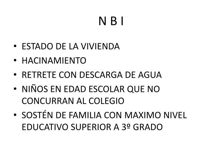 N B I