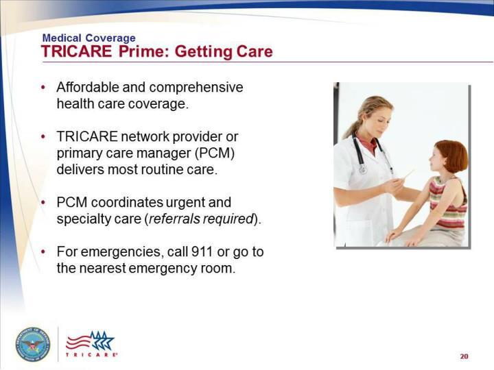 Medical Coverage: