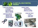 clamp o n multimeter probes