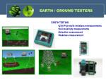earth ground testers