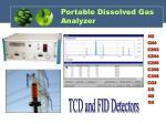 portable dissolved gas analyzer
