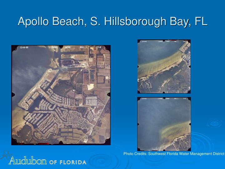 Apollo Beach, S. Hillsborough Bay, FL