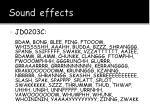 sound effects1